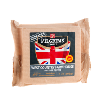 Pilgrims Choice West Country Farmhouse Cheese Cheddar