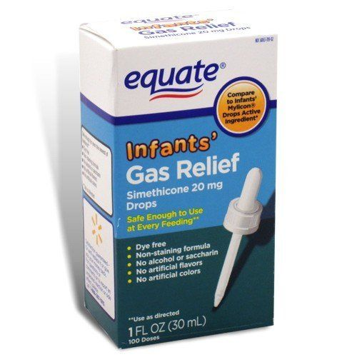 Equate Infants' Gas Relief Drops Simethicone