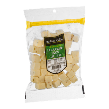Madison Valley Farms Jalapeno Jack Cheese Cubed