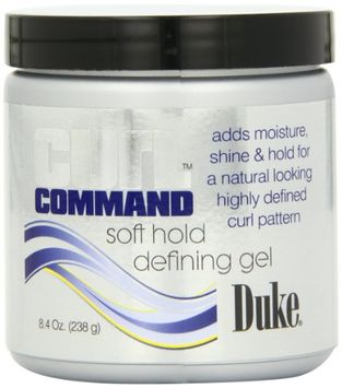 Duke Curl Command Soft Hold Defining Gel