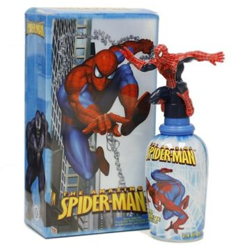 Spiderman By Marvel For Men. Eau De Toilette Spray 3.3-Ounce Bottle