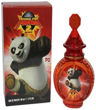 First American Brands Kun Fu Panda Po Perfume for Children