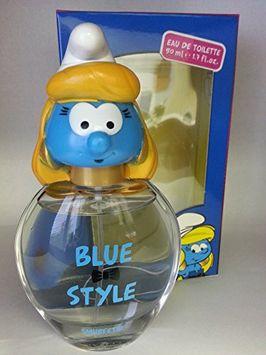 First American Brands Kids Smurfs 3D Smurfette Perfume