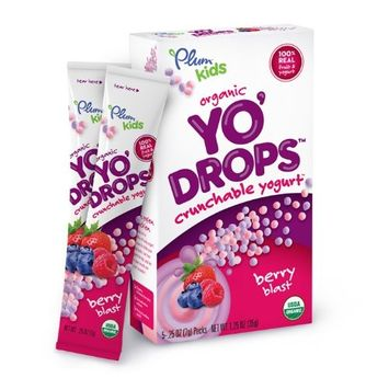 Plum Organics Plum Kids Organic Yo' Drops