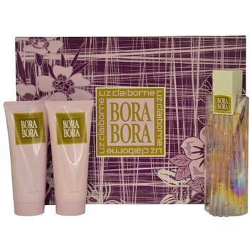Bora Bora By Liz Claiborne For Women Gift Set