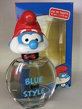 First American Brands Kids Smurfs 3D Papa Perfume