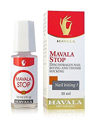 Mavala Stop - Helps Cure Nail Biting And Thumb Sucking -3850