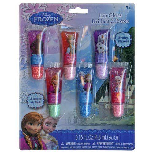 Frozen Lip Gloss Tubes