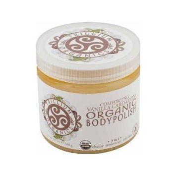 Body Polish Vanilla Cardamom By Trillium Organics