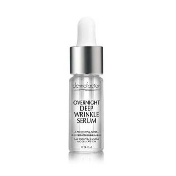 Bremenn Dermafactor Overnight Deep Wrinkle Serum 1oz.