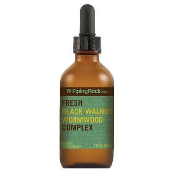 Black Walnut Wormwood Complex 2 fl oz Liquid Extract