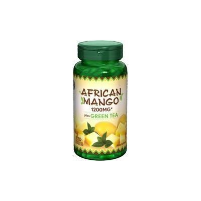 African Mango Extract Plus Green Tea All Natural Weight Loss Pills
