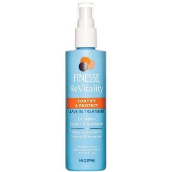 Finesse ReVitality Fortify & Protect Leave-In, 6 oz