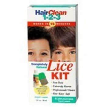 Quantum HairClean 1-2-3 - Lice Remover, 1 oz