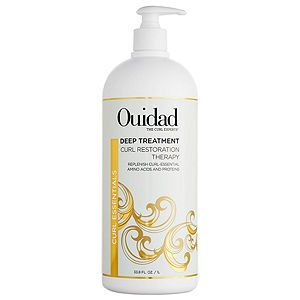 Ouidad Deep Treatment Curl Restoration Therapy 33.8oz