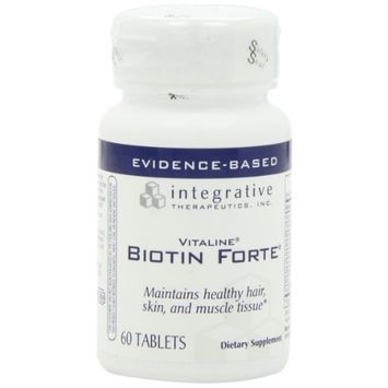 Integrative Therapeutic's Integrative Therapeutics Biotin Forte, 60 Tablets