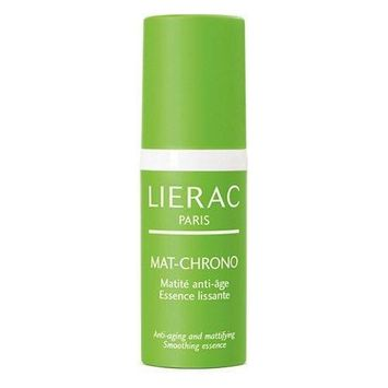 Lierac Mat-Chrono Essence Anti-Aging and Mattifying Smoothing Serum Facial Treatment Products
