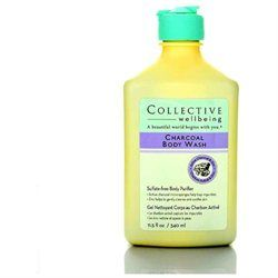 Collective Wellbeing Charcoal Body Wash