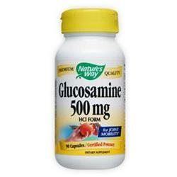 tures Way Glucosamine Hcl 90 Caps from Nature's Way