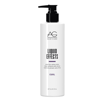 AG Hair Liquid Effects Extra-Firm Styling Lotion