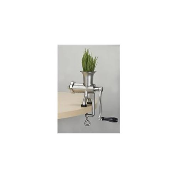 Miracle Exclusives MJ445 Manual Stainless Steel Wheatgrass Juicer