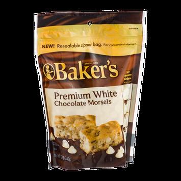 Baker's Premium White Chocolate Morsels