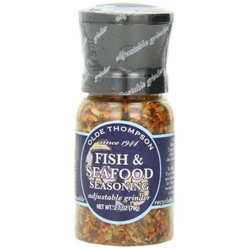 Olde Thompson e Thompson Fish & Seafood Seasoning, 2.7-Ounce Grinders (Pack of 2)