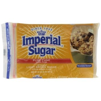 Imperial ® Imperial Light Brown Sugar, 2-Pound (Pack of 6)