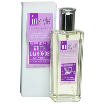 Instyle Fragrances An Impression of White Diamonds for Women Cologne