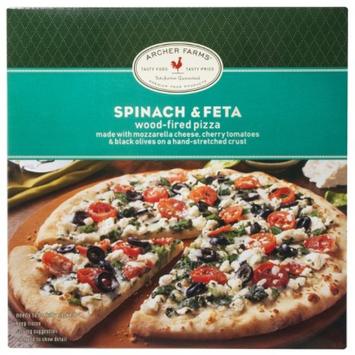 Archer Farms Spinach & Feta Wood-Fired Pizza 14.8 oz