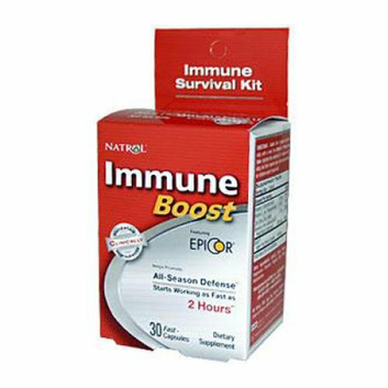 Natrol Immune Boost featuring EpiCor 30 Capsules
