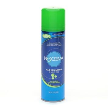 Noxzema Shaving Hair Minimizing Shave Gel