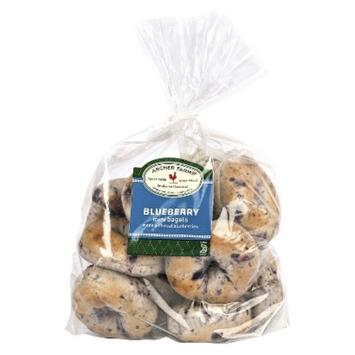 Archer Farms Mini Blueberry Bagels 12 ct