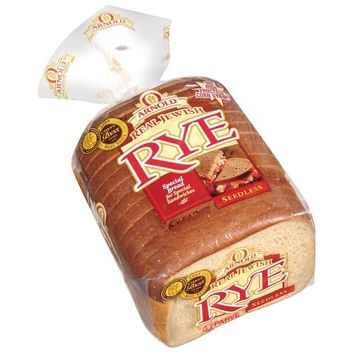 Arnold Real Jewish Seedless Rye Bread