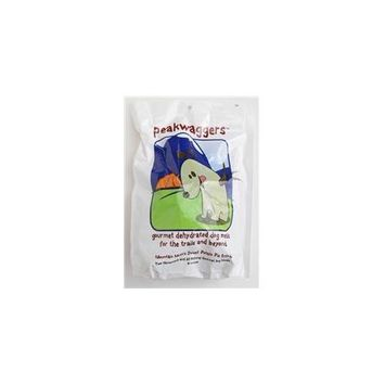 PeakWaggers Mountain Mutts Sweet Potato Pie Entree, Pack of 2