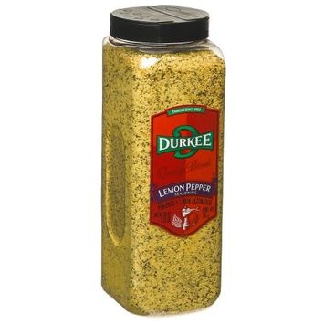 Durkee Lemon Pepper, 28-Ounce Containers (Pack of 2)