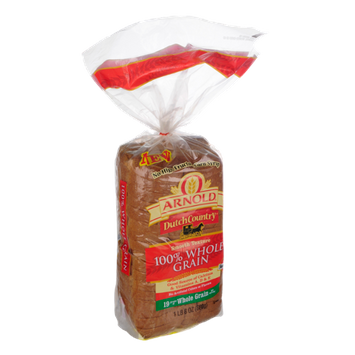 Arnold Dutch Country 100% Whole Grain Bread