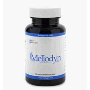 Bionuetrix Mellodyn for Insomnia - Natural Sleep Aid Formula, 60 capsules