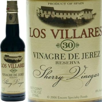 Los Villares 25002 6-12.7 fl oz. 30 Year Spanish Sherry Vinegar