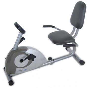 Stamina Magnetic Recumbent 1350 Exercise Bike Model 15-1350