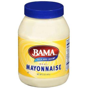 Bama Rich & Creamy Real Mayonnaise, 48 oz