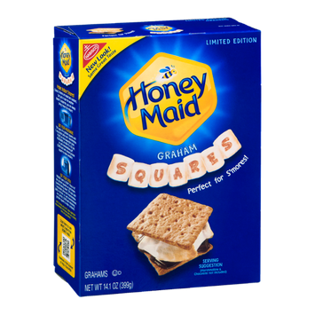 Nabisco Honey Maid Grahams Squares