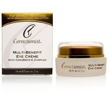 Correctionist Multi-Benefit Eye Creme, 0.5 Ounce