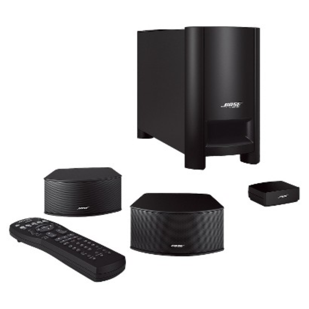 Bose CineMate GS Series II Digital Home Theater Speaker System -