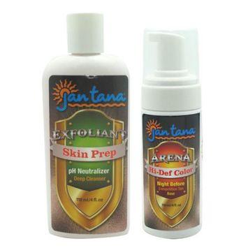 Jan Tana Hi Definition Color W/Skin Prep 4oz