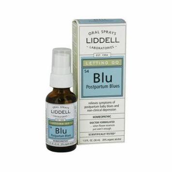 Liddell Homeopathic Postpartum Blues Spray - 1 fl oz