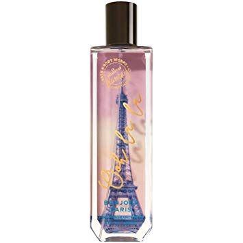 Bath & Body Works Ooh La La Bonjour Paris Fine Fragrance Mist Spray
