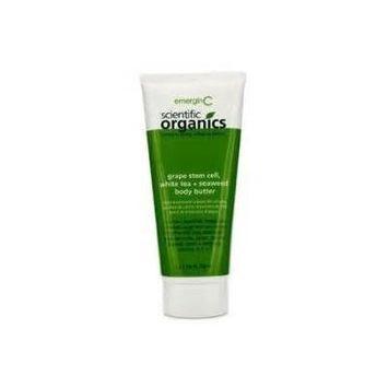 Emergin-C Scientific Organics Grape Stem Cell, White Tea + Seaweed Body Butter 200Ml/6.7Oz