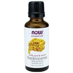 NOW Foods - Frankinsense Oil Blend - Boswellia Carteri 100 Natural 30mL - 1 oz.