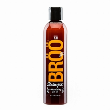 Broo - Shampoo Volumizing Pale Ale Fresh Citrus - 8 oz.
